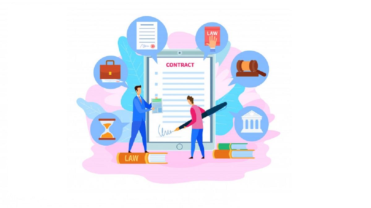 ley de trabajo