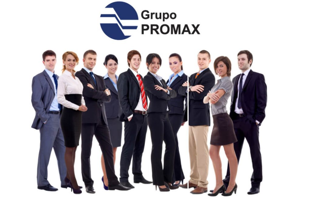 Grupo Promax ha llegado con vacantes en diferentes países