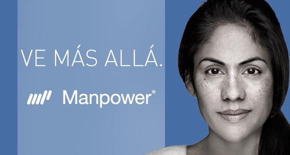 Manpower, una de las compañías más grandes de Latino América busca a alguien como tú