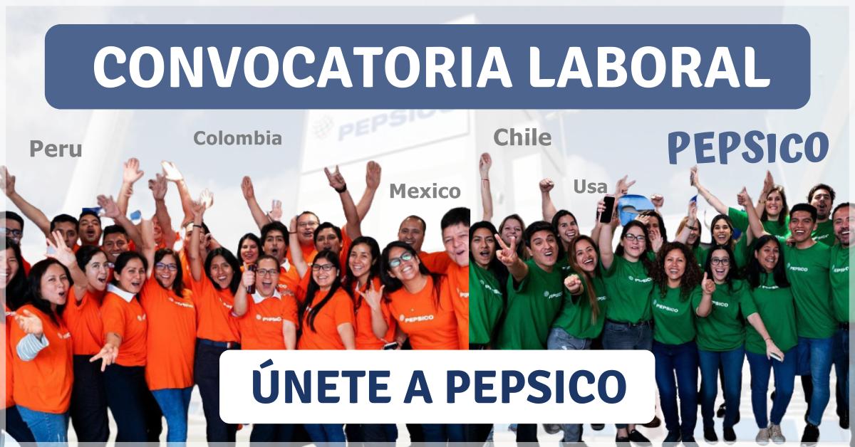 Pepsico-empleos